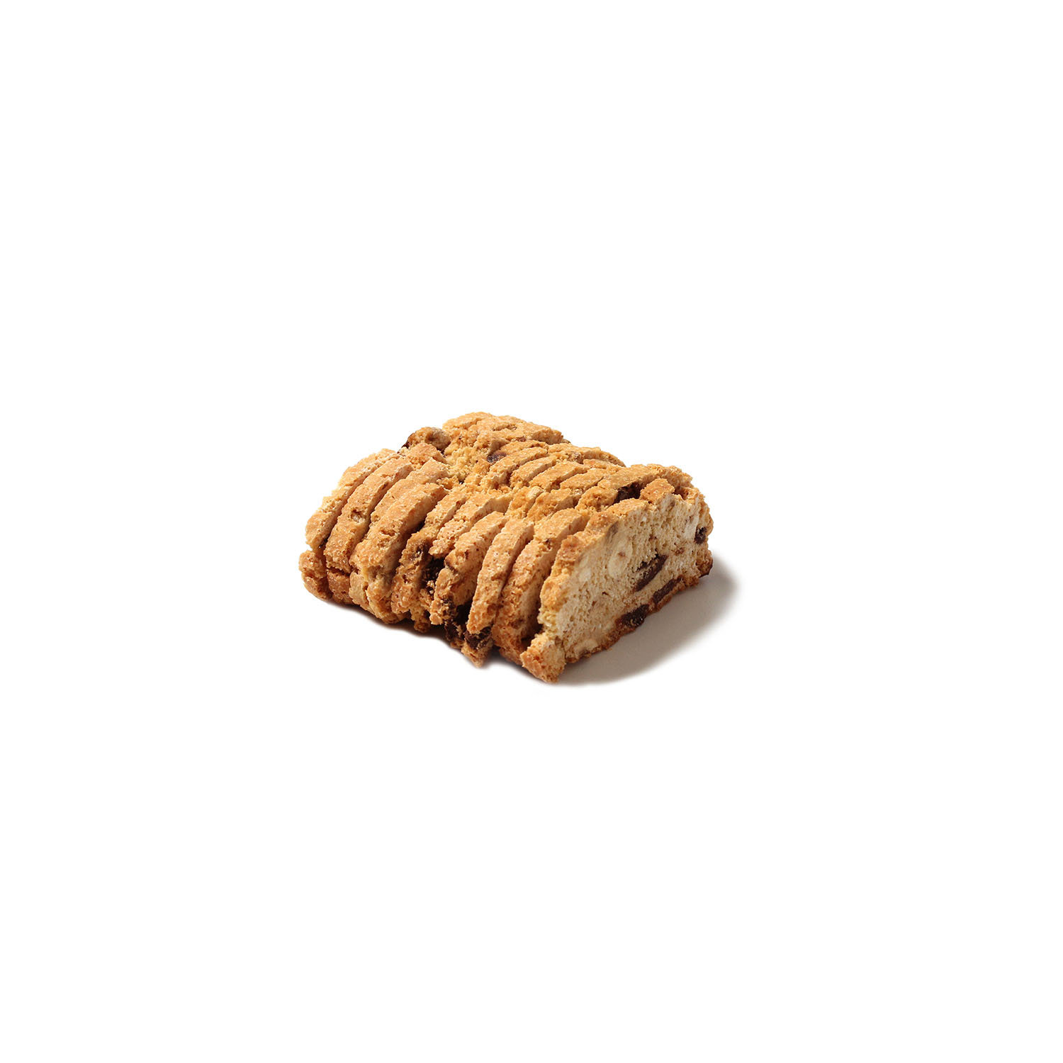 biscotti chocolate hazelnut bag free italian hard biscuit filled with ...